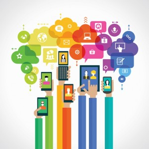 Social media can have a very interesting use for your business.
